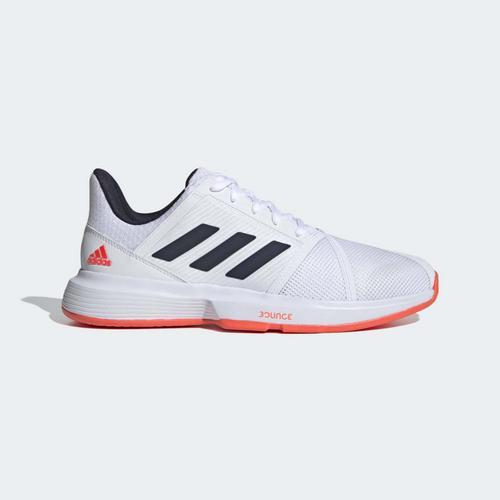 adidas CourtJam Bounce Erkek Beyaz Spor Ayakkabı (FU8102)
