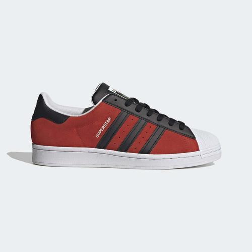 adidas Superstar Kırmızı Spor Ayakkabı (FU9522)