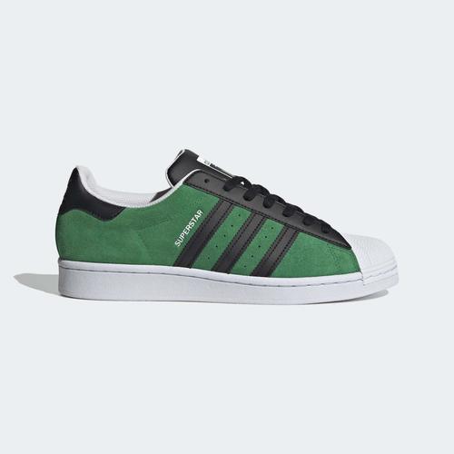 adidas Superstar Yeşil Spor Ayakkabı (FW7844)
