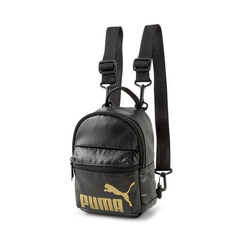Puma Core Up Minime Siyah Sırt Çantası (078303-01)