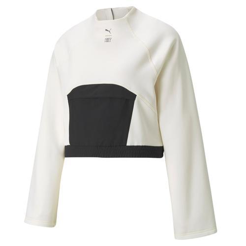 Puma Traın Fırst Mıle Kadın Gri Sweatshirt (520997-73)