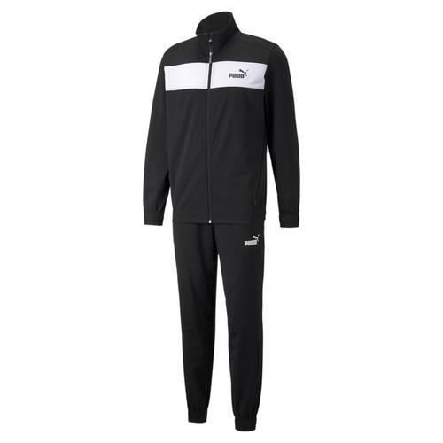 Puma Poly Suit Cl Erkek Gri Eşofman Takımı (845844-01)
