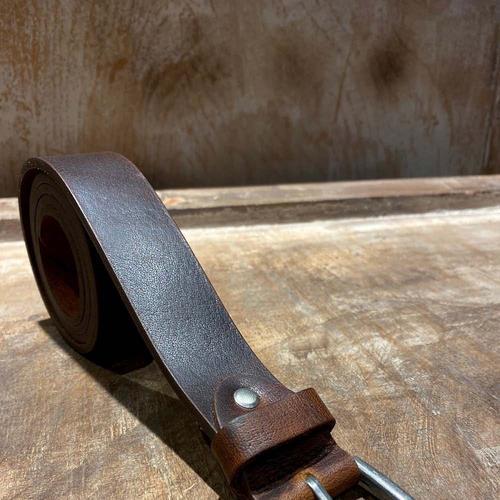 Five Pocket Erkek Kahverengi Kemer (44123)