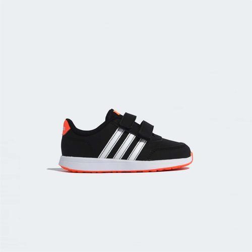 adidas Vs Switch 2 Bebek Siyah Spor Ayakkabı (EG1592)