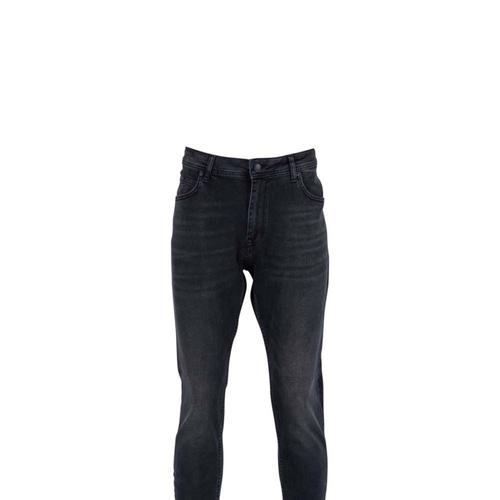Five Pocket 7505-S965 Zagor Erkek Siyah Jean Pantolon (7505-S965)
