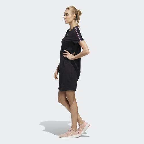 adidas Essentials Tape Kadın Siyah Elbise (GE1135)