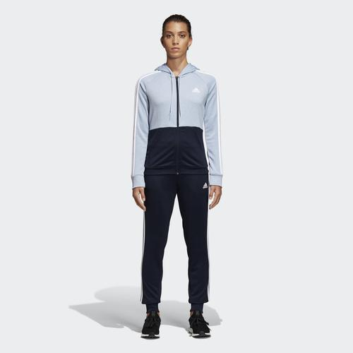 adidas WTS Game Time Kadın Mavi Eşofman Takımı (DV2433)