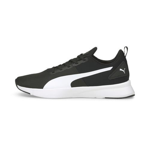 Puma FLYER Runner Mesh Erkek Siyah Spor Ayakkabı (195343-01)