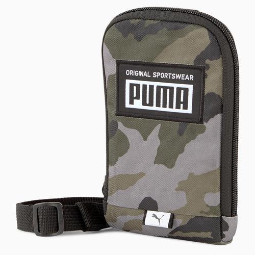 Puma Academy Forest Night Yeşil Omuz Çantası (078031-04)