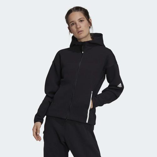 adidas Z.N.E Kadın Siyah Ceket (GT9759)