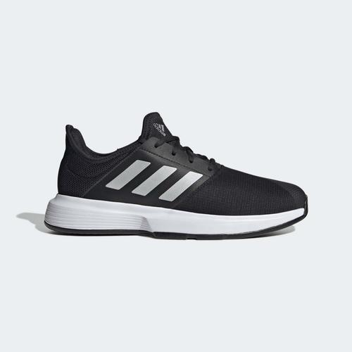 adidas GameCourt Erkek Siyah Tenis Ayakkabısı (GZ8515)