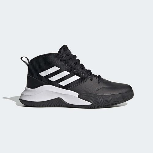 adidas OwnTheGame Wide Siyah Basketbol Ayakkabısı (FV9451)