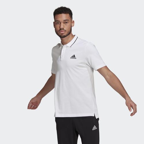 Adidas Aeroready Erkek Beyaz Tişört (GK9221)