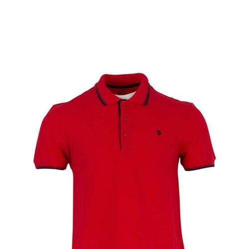Five Pocket Erkek Lacivert Polo Tişört (8113-FY08)
