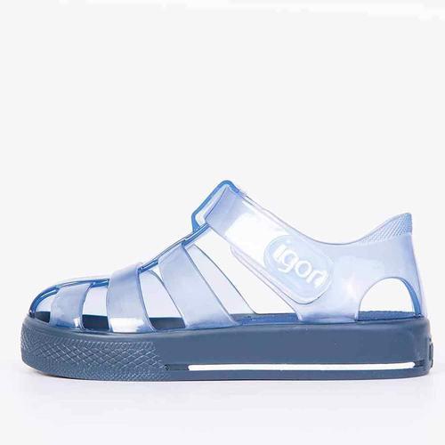 Igor Star Brıllo Çocuk Mavi Spor Ayakkabı (s10245-Ö23)