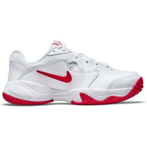 Nike Court Lite 2 Beyaz Spor Ayakkabı (CD0440-177)