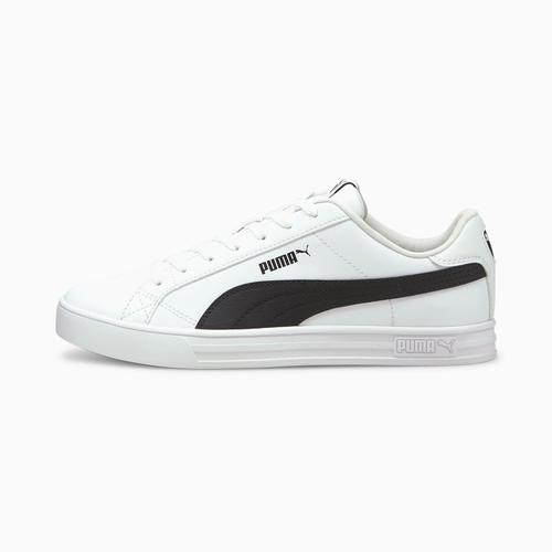 Puma Smash Vulc V3 Erkek Beyaz Spor Ayakkabı (380752-02)