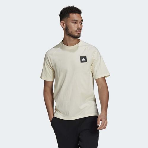 adidas Must Haves Stadium Erkek Beyaz Tişört (GL6190)