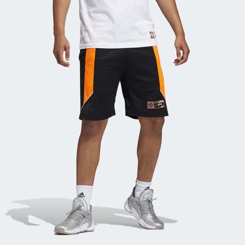 adidas Hdn Gu Kick 365 Erkek Siyah Şort (GC7200)