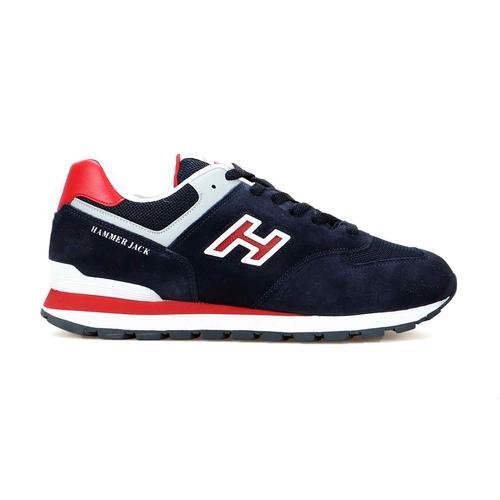 Hammer Jack Chıle Erkek Lacivert Spor Ayakkabı (10219253-MLK)
