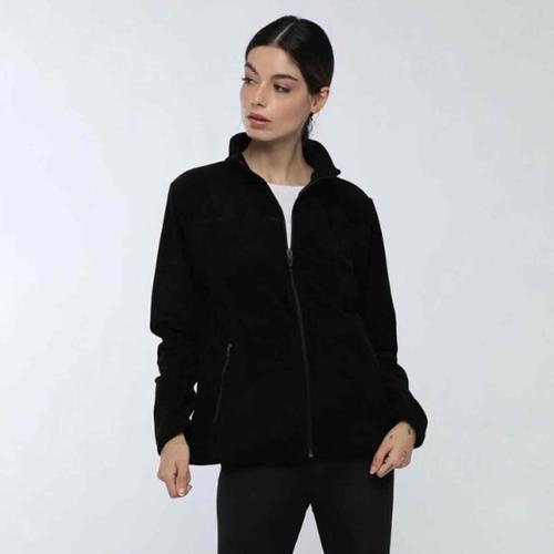 Lumberjack Basic Kadın Siyah Ceket (101044509)