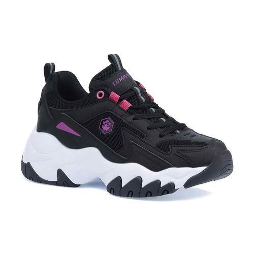 Lumberjack Haıley Kadın Siyah Spor Ayakkabı (101050176)