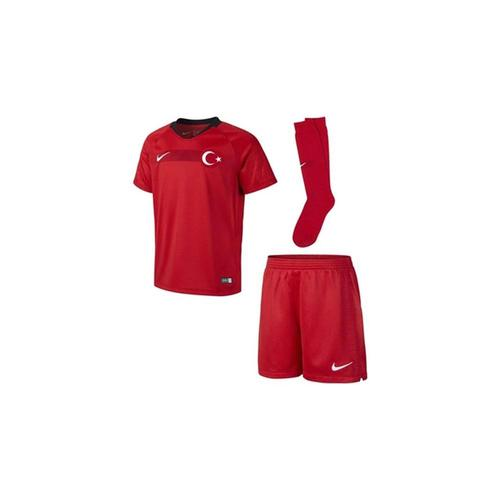 Nike Turkey Stadium Çocuk Kırmızı Forma Set (894048-657)