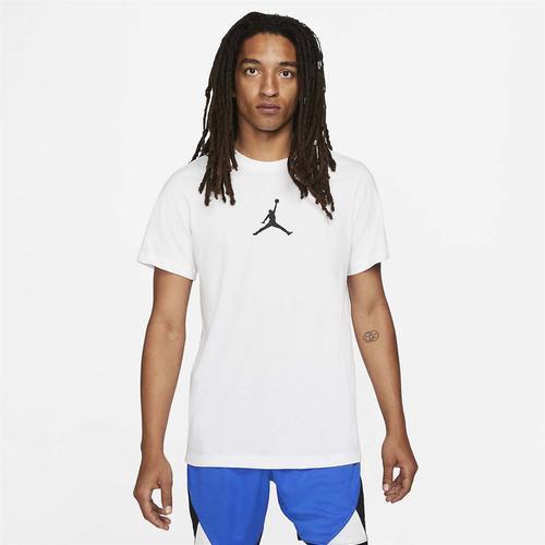 Nike Jumpman Erkek Beyaz Tişört (CW5190-102)