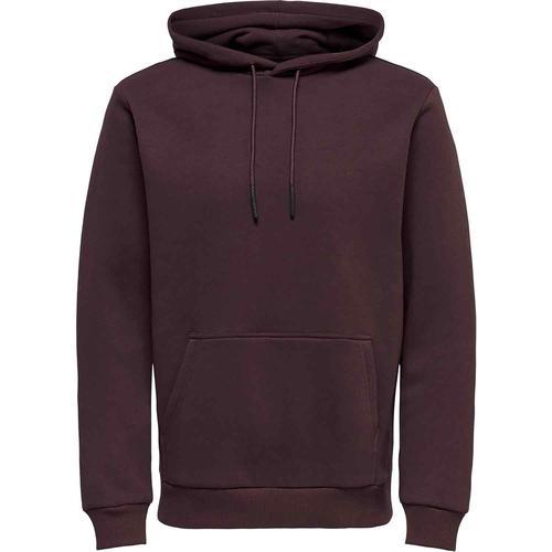 Only & Sons Ceres Erkek Kırmızı Sweatshirt (22018685-RRD)