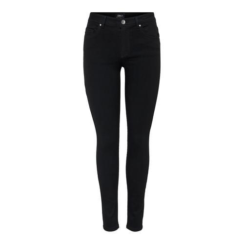 Only Wauw Lıfe Kadın Siyah Jean Pantolon (15220118-BLAD)