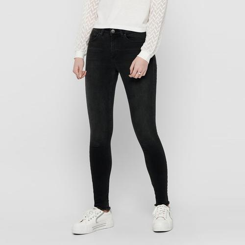 Only Emıly Lıfe Kadın Siyah Jean Pantolon (15157997-BLAD)