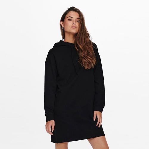 Only Dreamer Lıfe Kadın Siyah Sweatshirt (15245527-B)