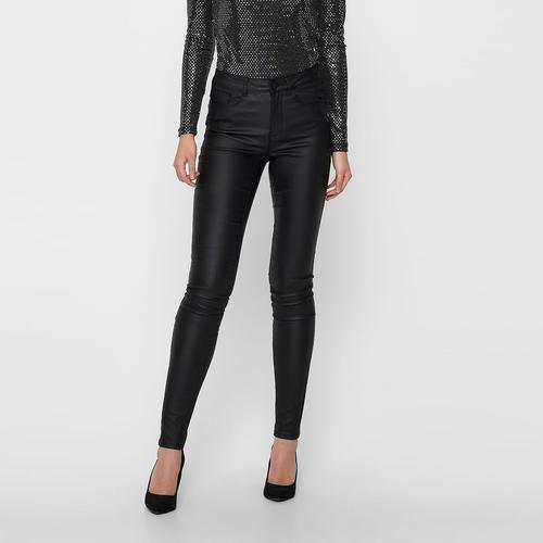 Only Coated Kadın Siyah Pantolon (15151791-B)