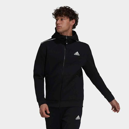 adidas Zne Erkek Siyah Ceket (GT9780)