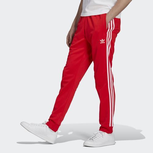 adidas Adicolor Erkek Kırmızı Eşofman Altı (H06713)