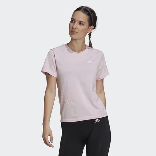 adidas Aeroknit Kadın Pembe Tişört (GS6349)