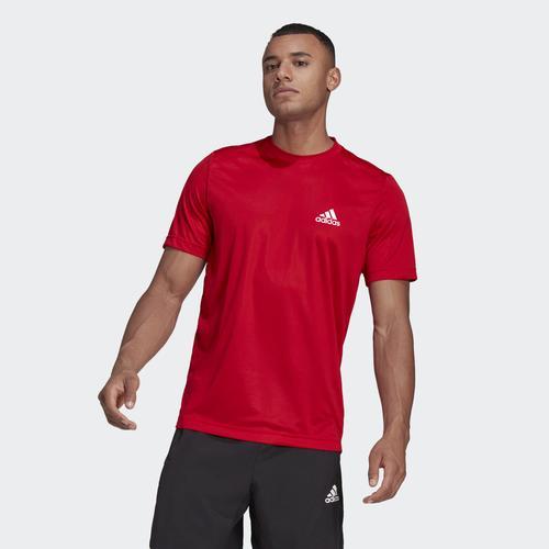 adidas Erkek Kırmızı Tişört (GM2108)