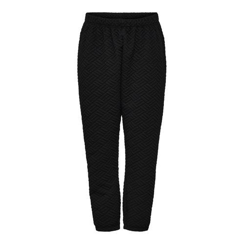 Only Denız Square Kadın Siyah Pantolon (15249428-B)