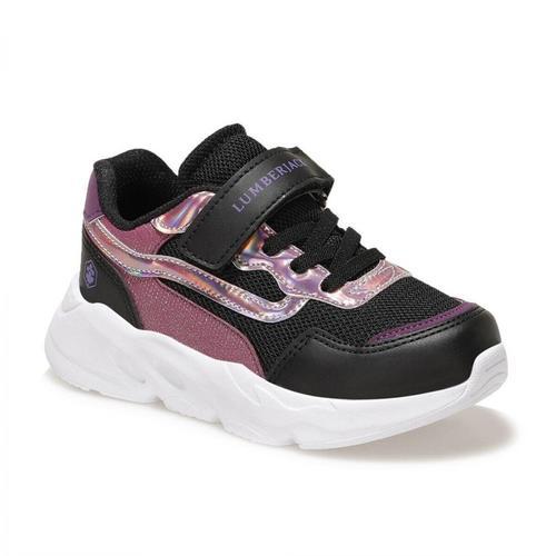 Lumberjack Kaya 1Pr Kadın Siyah Spor Ayakkabı (101032551)