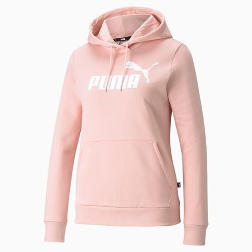 Puma Essentials Logo Kadın Pembe Sweatshirt (586797-36)