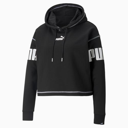 Puma Power Kadın Siyah Sweatshirt (855937-01)