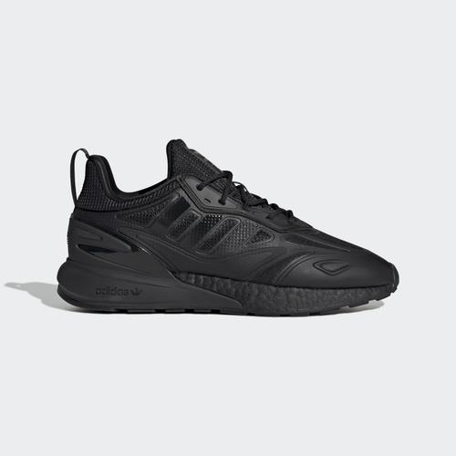 adidas Boost 2.0 Erkek Siyah Spor Ayakkabı (GZ7740)