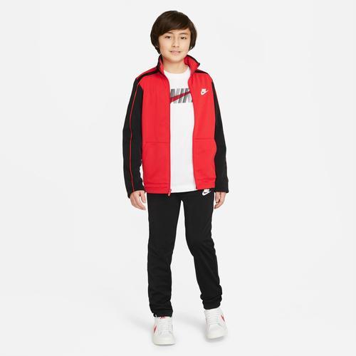 Nike Futura Çocuk Kırmızı Eşofman Takımı (DH9661-657)