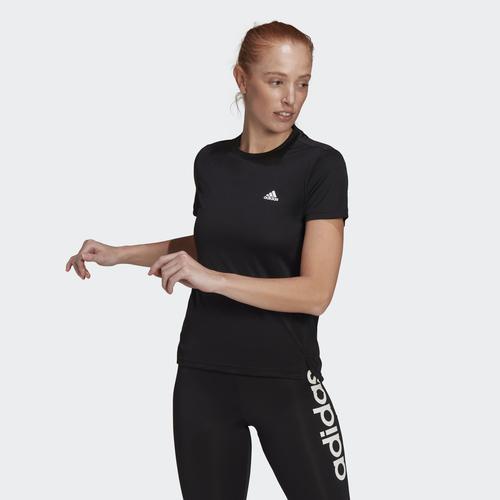 adidas Kadın Siyah Tişört (GL3788)