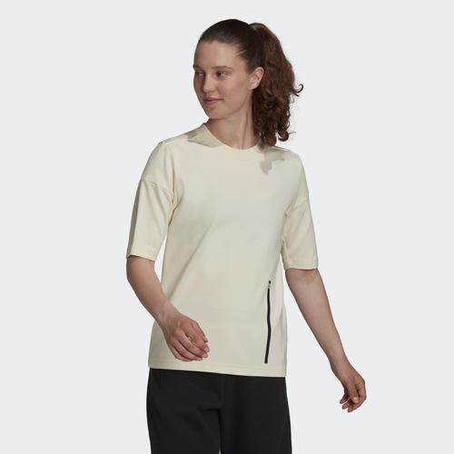adidas Kadın Bej Tişört (H40973)