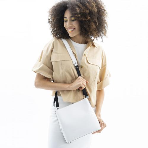 United Colors Of Benetton Kadın Beyaz Omuz Çantası (BNT338-BYZAG)