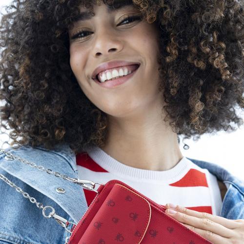 United Colors Of Benetton Kadın Kırmızı Cüzdan (BNT479-KIR)
