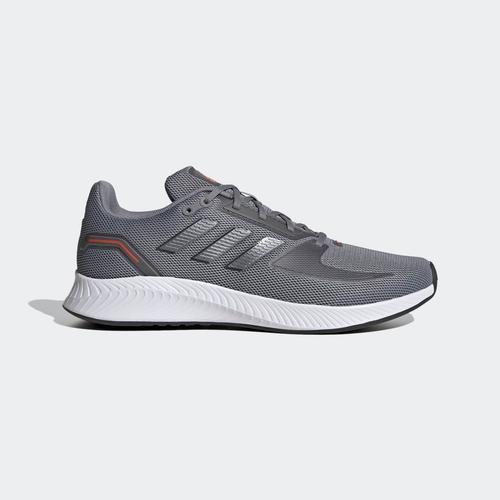 adidas Runfalcon 2.0 Erkek Gri Koşu Ayakkabısı (GZ8078)