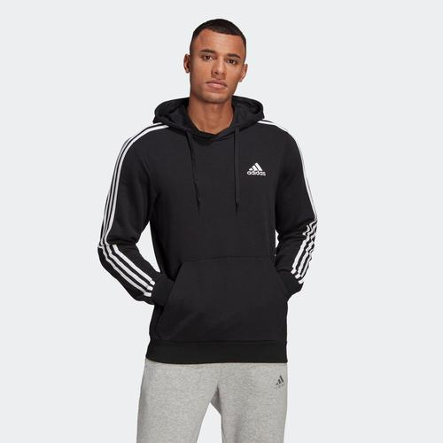 adidas Essentials 3 Erkek Siyah Sweatshirt (GK9062)