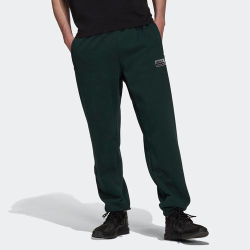 adidas R.Y.V. Cuffed Erkek Yeşil Eşofman Altı (H11449)